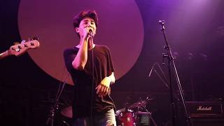 170926 솔루션스(The Solutions) - Love Again (박솔 focus) @ the 前夜祭 for PLAYLOUD Tokyo