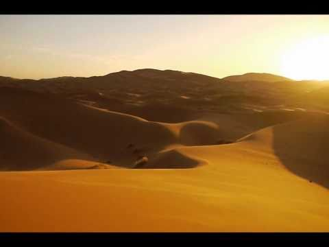 Sunrise at Erg Chebbi Sand Dune – Merzouga – Morocco