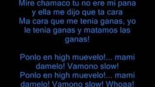 LA FUGA - Daddy Yankee ( letra incluida)