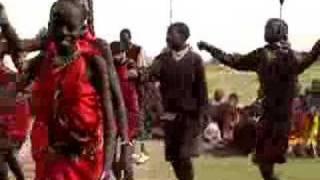 kenyan massai dance width=