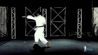 Kata 03 - Nihon Tai Jitsu - Técnica Base