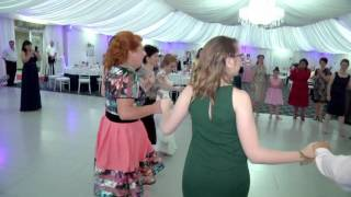 Formatia Live - Pamporea (secvente nunta Tiberiu si Mihaela)