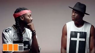 Joey B - Wave ft. Pappy Kojo (Official Video)