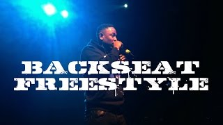 Kendrick Lamar | Backseat Freestyle (Live in Dublin, Ireland)
