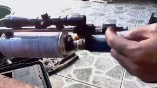 súng hơi pcp - bạn có thể tham khảo kiểu súng này!