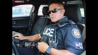 Meet the Toronto cop who's a former Filipino soap star width=