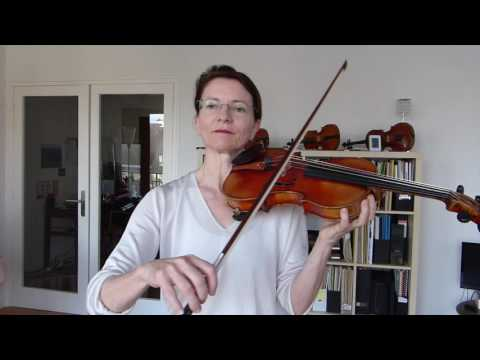 Comment faire le spiccato au violon