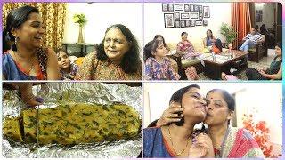 Friday Night Fun with My Mom & Bhabhi-Childish Kitchen Decor | Indian Mom On Duty width=