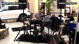 YAMAHA Music Tour 2017 & LYDALY MUZICAL Pitesti - 07 Vlad Isac