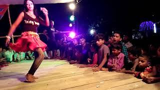 BIHAR DARBHANGA LADARI DURGA PUJA COVERAGE DANCE