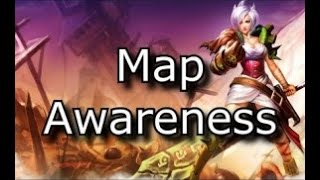 The Zero Map Awareness
