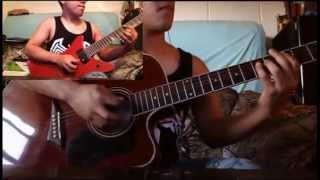 •☺Hardwell feat. Chris Jones - Young Again ( Guitar Cover )☺•