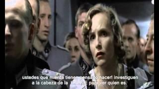 Hitler se entera de la U.A.B.E