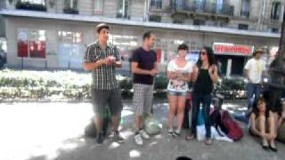 Cantantes de la Banda de Aranjuez 2