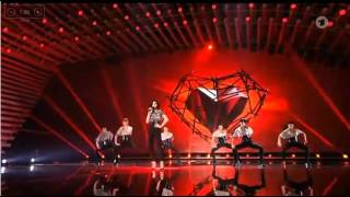 Conchita Wurst - You Are Unstoppable&Firestorm - Eurovision Grand Final 2015
