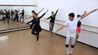 Se prepara para su presentación el Estudio Danza Total