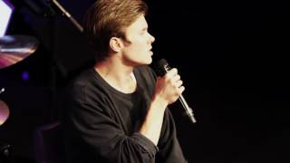 Can't Help Falling In Love - Rob Houchen (live at Nadim Naaman Sides Album Launch)