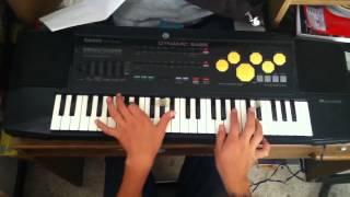 Teclado remix