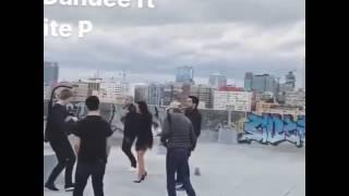 Maite Perroni Loca Ft Cali y El Dandee Detras De Camaras Grabando el Videoclip de Loca