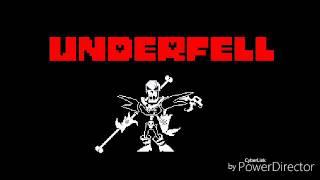 Papyrus Underfell - Bonetrousle
