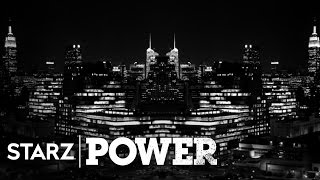 Power   Opening Title Sequence   STARZ