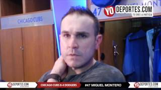 Miguel Montero hunde a los Dodgers de Los Angeles