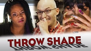 Throw Shade - Smooth-E ft. Bon Qui Qui (Anjelah Johnson) & Black Unicorn (Tiffany Haddish)
