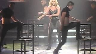 Britney Spears - Do Somethin Live in Las Vegas 2/1/14 Piece of Me