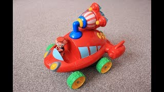 Disney Little Einsteins Pat Pat The Rocket Ship!
