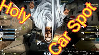 Playing CS:GO with God on my Side - BlakKy