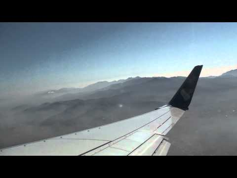 Take Off Kathmandu Nepal mit Oman Air
