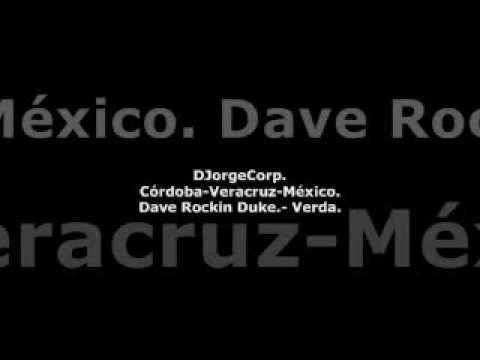 GenteDJ Dave Rockin Duke.- Verda.