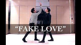 BTS (방탄소년단) FAKE LOVE DANCE COVER 댄스커버 (TWIN VERSION)