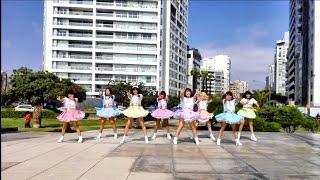 IRO BANG! Dance Cover - Berryz工房 ー『本気ボンバー!!』