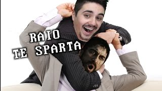 RAIO TE SPARTA - CHIVALRY MEDIEVAL WARFARE | Broken.exe