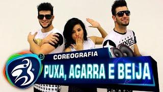 Puxa, Agarra e Beija - Turma do Pagode e Aviões do Forró - Move Dance Brasil - Coreografia