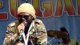 R.C. (Righteous Child) - 'Blessings A Rain' 2014 Reggae Jam