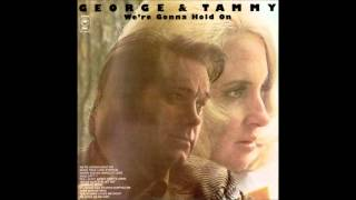 George Jones & Tammy Wynette -  If Loving You Starts Hurting Me