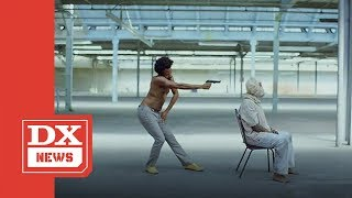 "Childish Gambino Blows Literal Minds With ""This Is America"" Video"