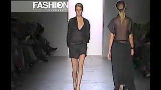 CALVIN KLEIN Spring Summer 2005 New York - Fashion Channel