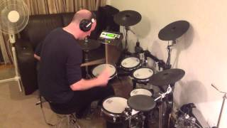 Dire Straits - Walk Of Life (Roland TD-12 Drum Cover)