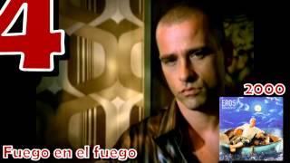 Top 10. Las canciones de Eros Ramazzotti