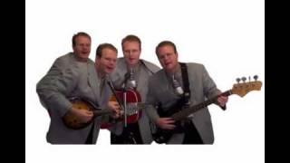 Jesus Is The Sweetest Name I Know - The One Man Quartet.flv