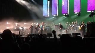 "Sting and Peter Gabriel, ""Solsbury Hill,"" Rock Paper Scissors Tour, June 26, 2016"