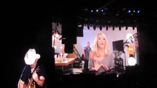 Remind Me - Brad Paisley feat. Carrie Underwood - Crushin' It World Tour FaceTime