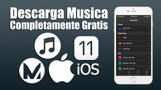 La Mejor Aplicación Para Descargar Música Gratis En iOS 11 y 11.2.1 (App Store) - Mejores Apps 2018