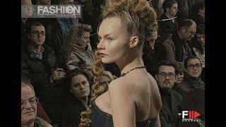 ALEXANDER MCQUEEN Fall Winter 1996 1997 Paris - Fashion Channel