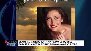 La Ópera de Naples presenta a María José Montiel