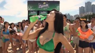 Hot Korean Actress Clara Lee in a Bikini Video 클라라 비키니