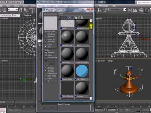 Tworzenie pionka w 3D MAX STUDIO